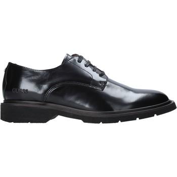 Chaussures Homme Derbies Guess FM8KYL LEA13 Noir