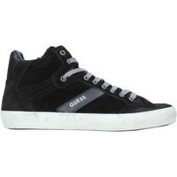 Chaussures Homme Baskets montantes Guess FM8STA SUE12 Noir