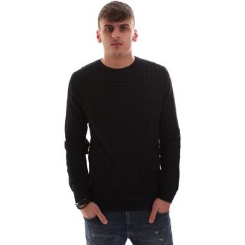 Vêtements Homme Pulls Antony Morato MMSW00996 YA400006 Bleu
