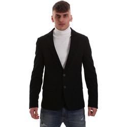 Vêtements Homme Vestes / Blazers Antony Morato MMJA00407 FA100130 Noir