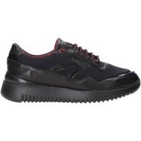 Chaussures Homme Baskets basses Exton 335 Noir