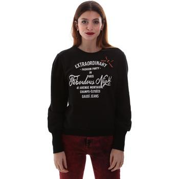 Vêtements Femme Sweats Gaudi 921BD64029 Noir