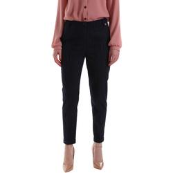 Vêtements Femme Chinos / Carrots Gaudi 921BD25023 Bleu