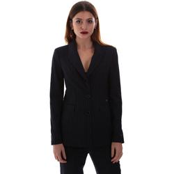 Vêtements Femme Vestes / Blazers Gaudi 921BD35027 Bleu