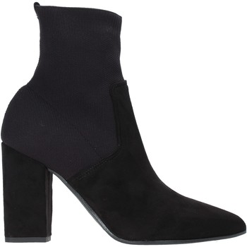 Chaussures Femme Bottines Grace Shoes 140M007 Noir