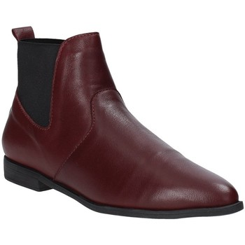 Chaussures Femme Bottines Bueno Shoes 9P0708 Rouge