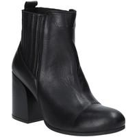 Chaussures Femme Bottines Bueno Shoes 9P4801 Noir