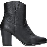 Chaussures Femme Bottines The Flexx E8012_02 Noir