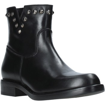 Chaussures Femme Boots Pregunta IBO4023-BV Noir