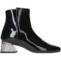 Chaussures Femme Bottines Pregunta PAA34-VP Noir