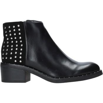 Chaussures Femme Low boots Gold&gold B19 GJ180 Noir