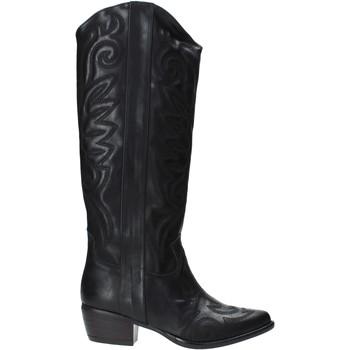 Chaussures Femme Bottes ville Grace Shoes 544104 Noir