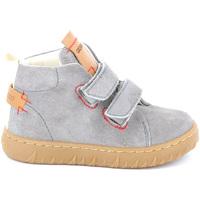 Chaussures Enfant Baskets montantes Grunland PP0272 Gris