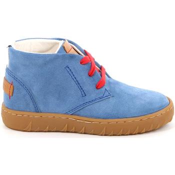 Chaussures Enfant Baskets montantes Grunland PO1471 Bleu