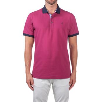 Vêtements Homme Polos manches courtes Navigare NV82124 Violet