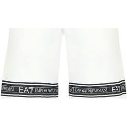 Vêtements Homme Maillots / Shorts de bain Ea7 Emporio Armani 3HPS56 PJ05Z Blanc