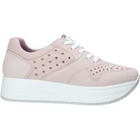 Chaussures Femme Baskets basses IgI&CO 5165711 Rose