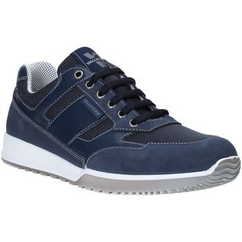 Chaussures Homme Baskets basses Valleverde 53861 Bleu