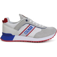 Chaussures Homme Baskets basses Colmar TRAVIS R Blanc