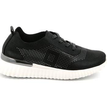 Chaussures Femme Baskets basses Grunland SC4905 Noir