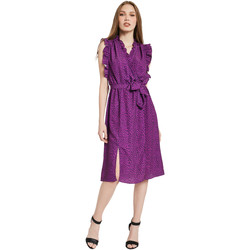 Vêtements Femme Robes longues Gaudi 011BD15004 Violet