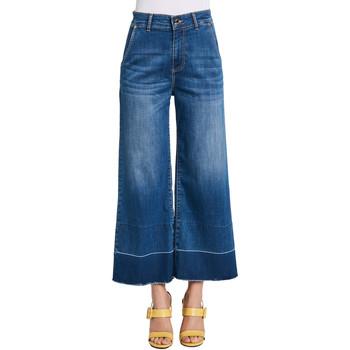 Vêtements Femme Jeans bootcut Gaudi 011BD26030 Bleu