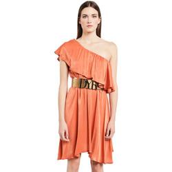 Vêtements Femme Robes courtes Denny Rose 011ND15020 Orange
