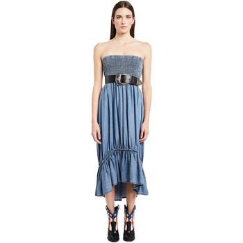 Vêtements Femme Robes longues Denny Rose 011ND16002 Bleu