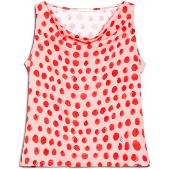 Vêtements Femme Tops / Blouses NeroGiardini E062810D Rose