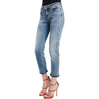 Vêtements Femme Jeans slim Denny Rose 011ND26009 Bleu