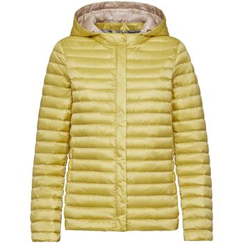 Vêtements Femme Doudounes Geox W0225A T2412 Jaune