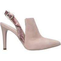 Chaussures Femme Espadrilles NeroGiardini E011063DE Rose