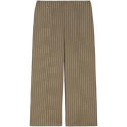 Vêtements Femme Pantalons fluides / Sarouels NeroGiardini E060151D Vert