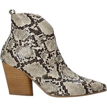 Chaussures Femme Bottines Grace Shoes 7241007 Beige