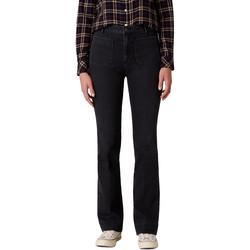 Vêtements Femme Jeans bootcut Wrangler W233JK45A Noir