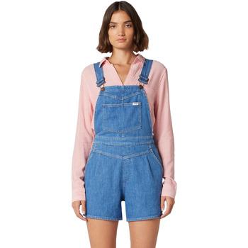 Vêtements Femme Combinaisons / Salopettes Wrangler W22FJS72L Bleu