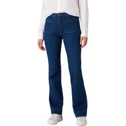 Vêtements Femme Jeans Wrangler W233JN69F Bleu