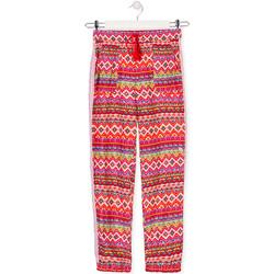 Vêtements Enfant Pantalons fluides / Sarouels Losan 014-9014AL Rouge