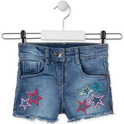 Vêtements Enfant Shorts / Bermudas Losan 016-6016AL Bleu