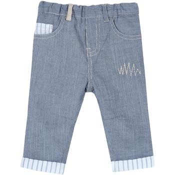 Vêtements Enfant Pantalons 5 poches Chicco 09008117000000 Bleu