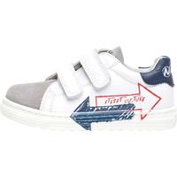 Chaussures Enfant Baskets basses Naturino 2014798 01 Blanc