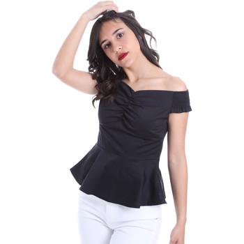 Vêtements Femme Tops / Blouses Gaudi 011FD45054 Noir
