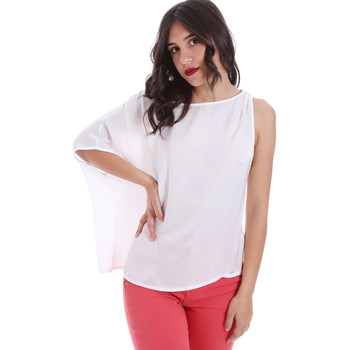 Vêtements Femme Tops / Blouses Gaudi 011FD45057 Blanc