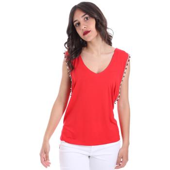 Vêtements Femme Tops / Blouses Gaudi 011FD64008 Rouge