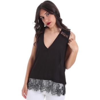 Vêtements Femme Tops / Blouses Gaudi 011FD45055 Noir