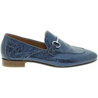 Chaussures Femme Mocassins Mally 6105 Bleu