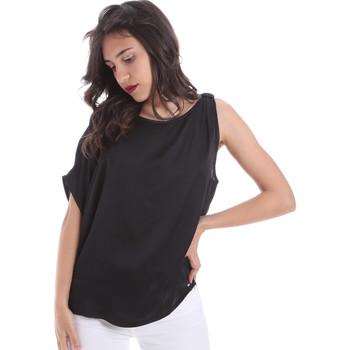 Vêtements Femme Tops / Blouses Gaudi 011FD45057 Noir