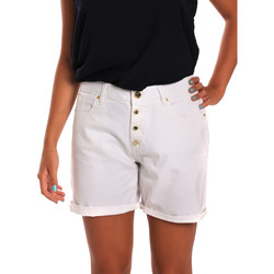 Vêtements Femme Shorts / Bermudas Gaudi 811BD25015 Blanc