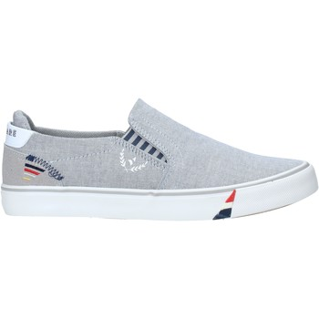 Chaussures Homme Slip ons Navigare NAM010006 Gris