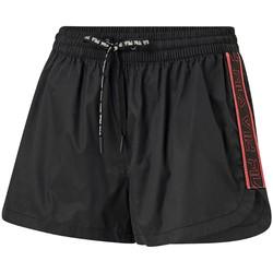 Vêtements Femme Shorts / Bermudas Fila 683030 Noir